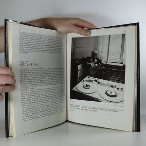 antikvární kniha Neviditelné herectví, 1988