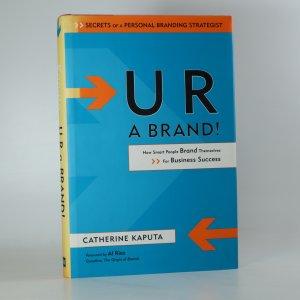 náhled knihy - U R a Brand (podpis autora)