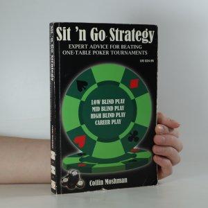 náhled knihy - Sit 'n Go Strategy