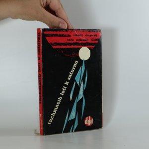 náhled knihy - Tachmasib letí k Saturnu