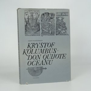 náhled knihy - Kryštof Kolumbus - Don Quijote oceánu