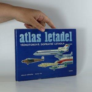 náhled knihy - Atlas letadel - Třímotorová dopravní letadla