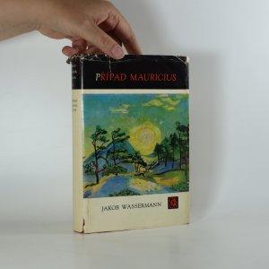 náhled knihy - Případ Mauricius