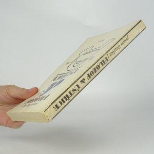 antikvární kniha Filozof a ústřice, 1988