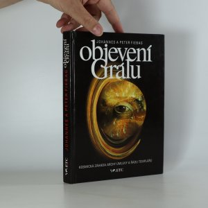 náhled knihy - Objevení grálu