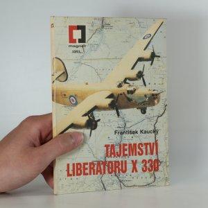 náhled knihy - Tajemství Liberatoru X 330