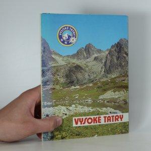 náhled knihy - Vysoké Tatry: obrazový súbor 15 farebných listov v obálke