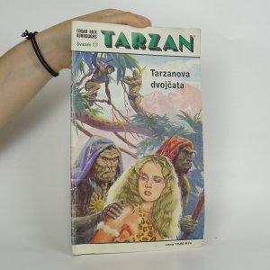 náhled knihy - Tarzan. 10. díl. Tarzanova dvojčata