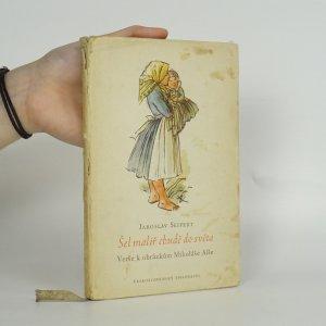 náhled knihy - Šel malíř chudě do světa
