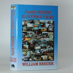 náhled knihy - Tajné příběhy II. světové války