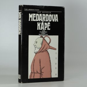 náhled knihy - Medardova kápě, aneb, Pranostiky očima meteorologa