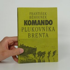 náhled knihy - Komando plukovníka Brenta