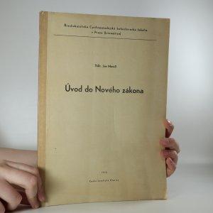náhled knihy - Úvod do Nového Zákona