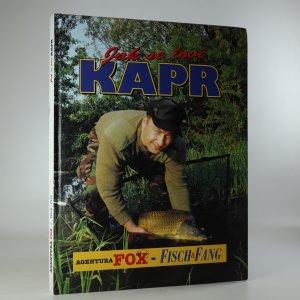 náhled knihy - Jak se loví kapr