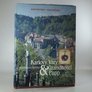 náhled knihy - Karlovy Vary a Grandhotel Pupp