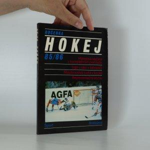 náhled knihy - Hokej (Ročenka 85/86)