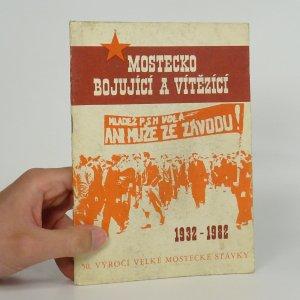 náhled knihy - Mostecko bojující a vítězící