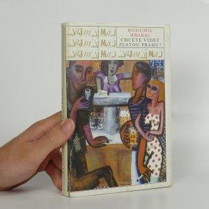 náhled knihy - Chcete vidět zlatou Prahu?