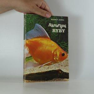 náhled knihy - Akvarijní ryby