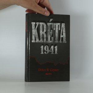 náhled knihy - Kréta 1941. Okřídlená invaze