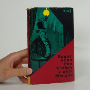 náhled knihy - Vraždy v ulici Morgue a jiné povídky