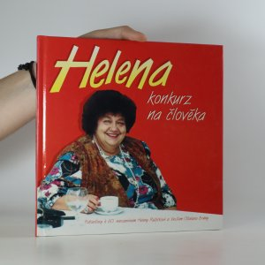 náhled knihy - Helena, konkurz na člověka