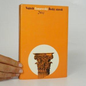 náhled knihy - Řecký zázrak