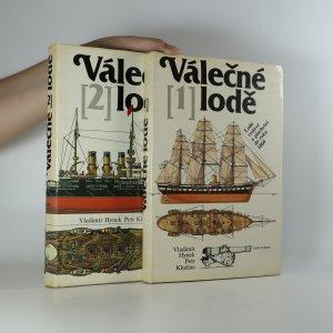 náhled knihy - Válečné lodě. 1. a 2. díl. (2 svazky)