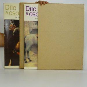 náhled knihy - Dílo a osobnost I.,II. Album reprodukcí k televiznímu cyklu. (2 svazky)