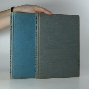 náhled knihy - Kapitán Nemo. 2. a 3. díl. (2 svazky)