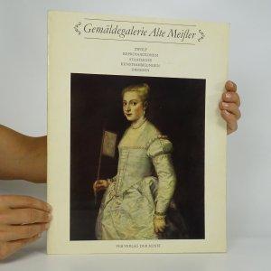 náhled knihy - Gemäldegalerie Alte Meister. 12 Reproduktionen staatliche Kunstammlungen Dresden. (nekompletní, viz poznámka