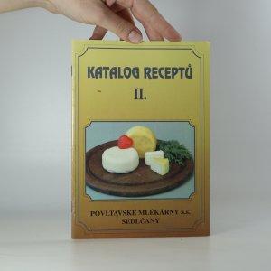 náhled knihy - Katalog Receptů II.