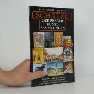 náhled knihy - Schätze der Prager Kunstsammlungen (Poklady pražských uměleckých sbírek)