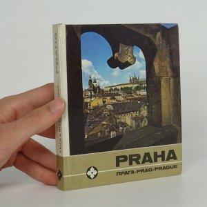 náhled knihy - Praha zalitá sluncem