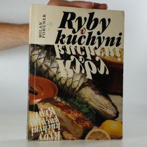 náhled knihy - Ryby v kuchyni