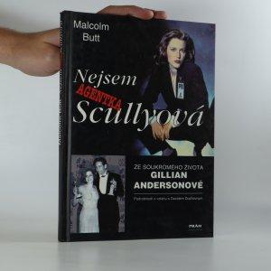 náhled knihy - Nejsem agentka Scullyová