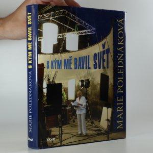 náhled knihy - S kým mě bavil svět