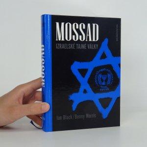 náhled knihy - Mossad: izraelské tajné války