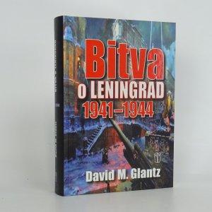 náhled knihy - Bitva o Leningrad 1941-1944