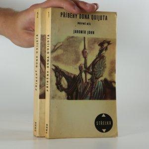 náhled knihy - Příběhy dona Quijota (2 díly ve dvou svazcích)