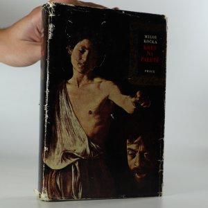 náhled knihy - Krev na paletě