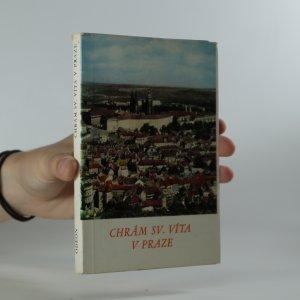 náhled knihy - Chrám sv. Víta v Praze