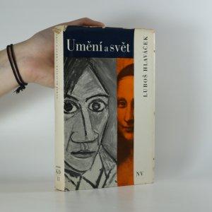 náhled knihy - Umění a svět