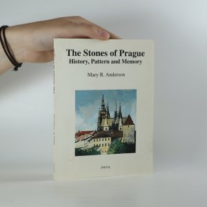 náhled knihy - The stones of Prague. History, pattern and memory