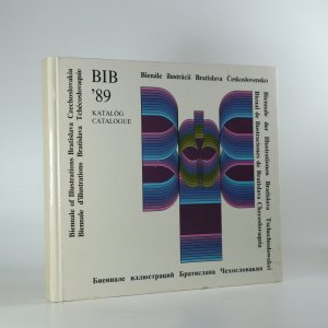 náhled knihy - Bienále ilustrací Bratislava Československo
