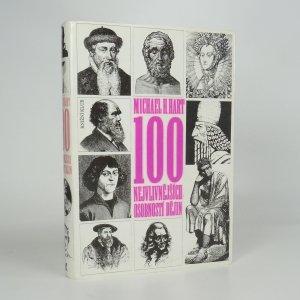 náhled knihy - 100 nejvlivnějších osobností dějin