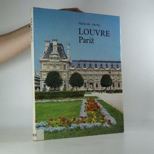 náhled knihy - Maliarske zbierky Louvre Paříž