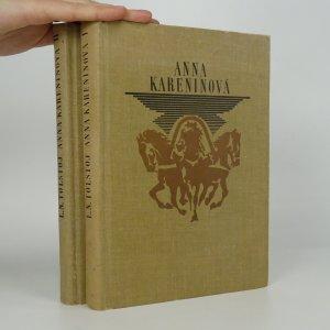 náhled knihy - Anna Kareninová I.-II. (2 svazky)