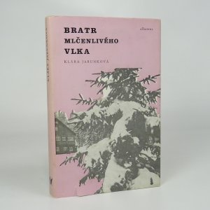 náhled knihy - Bratr Mlčenlivého vlka