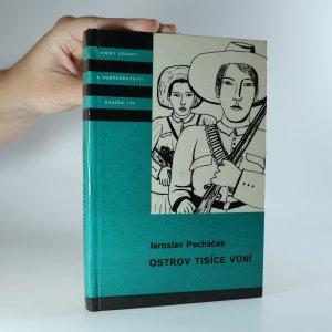 náhled knihy - Ostrov tisíce vůní